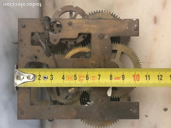 Relojes de pie: RELOJERÍA-4 MÁQUINAS RELOJERIA ANTIGUAS. - Foto 18 - 147358564