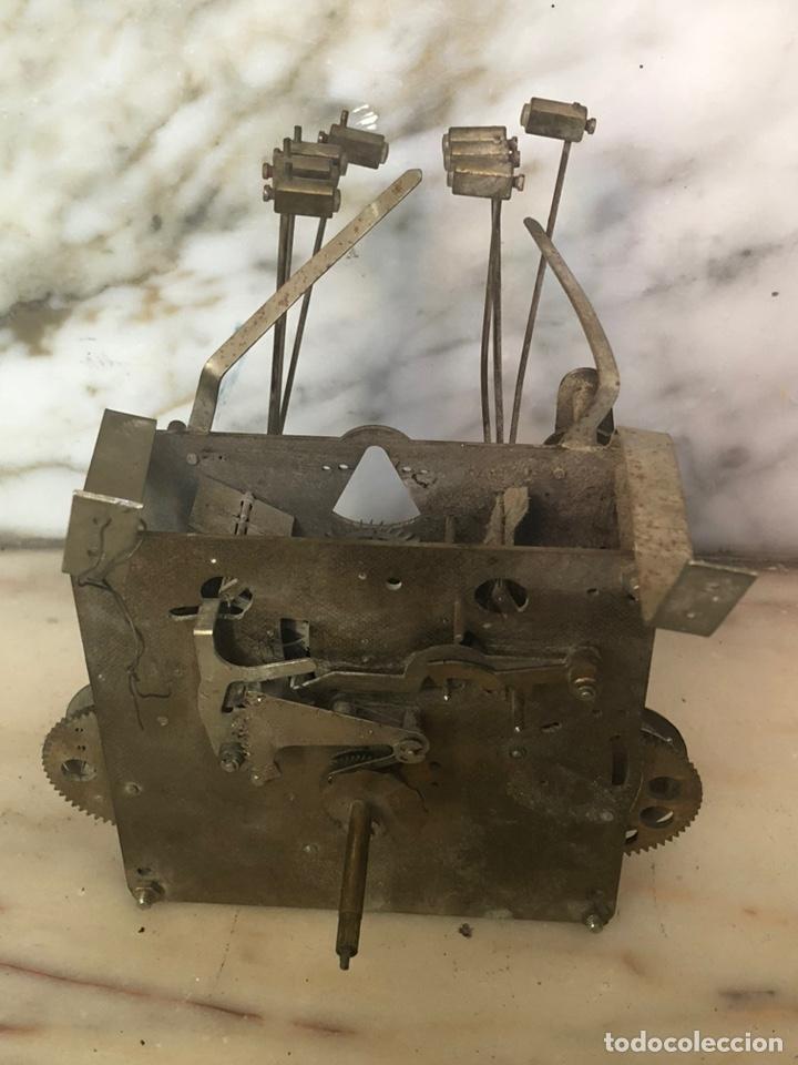 Relojes de pie: RELOJERÍA-4 MÁQUINAS RELOJERIA ANTIGUAS. - Foto 25 - 147358564