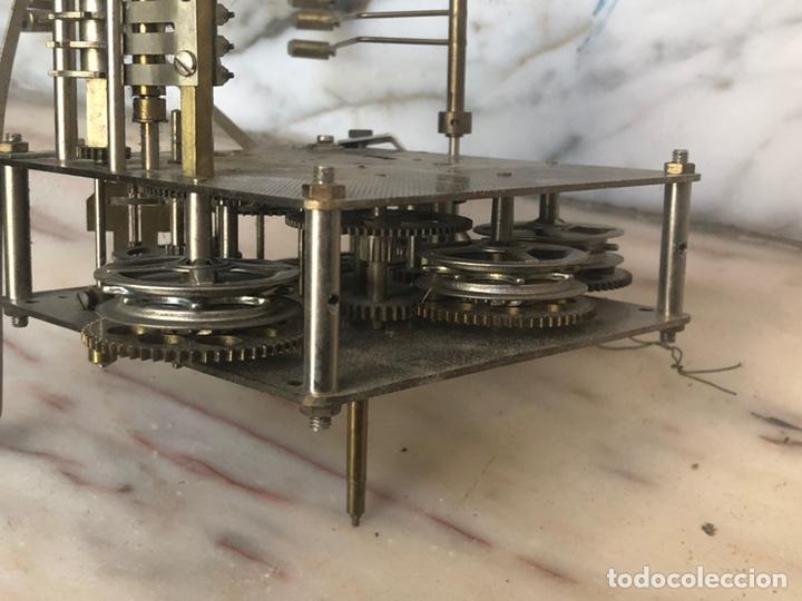 Relojes de pie: RELOJERÍA-4 MÁQUINAS RELOJERIA ANTIGUAS. - Foto 29 - 147358564