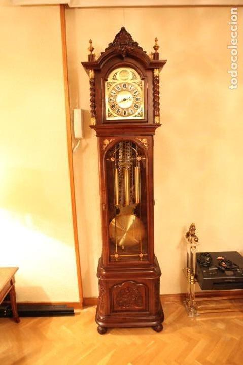 Relojes de pie: Reloj de pie. Estado excelente - Foto 2 - 147592182