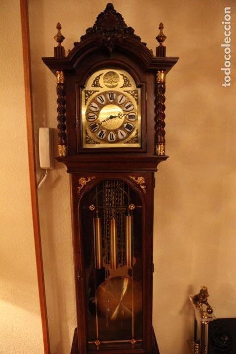 Relojes de pie: Reloj de pie. Estado excelente - Foto 3 - 147592182