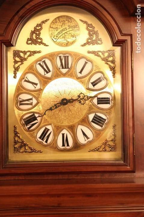 RELOJ DE PIE. ESTADO EXCELENTE (Relojes - Pie Carga Manual)