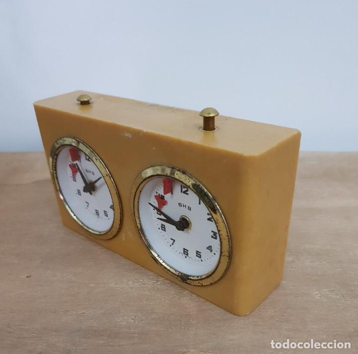 Relojes de pie: RELOJ DE AJEDREZ BHB - Foto 3 - 147871470