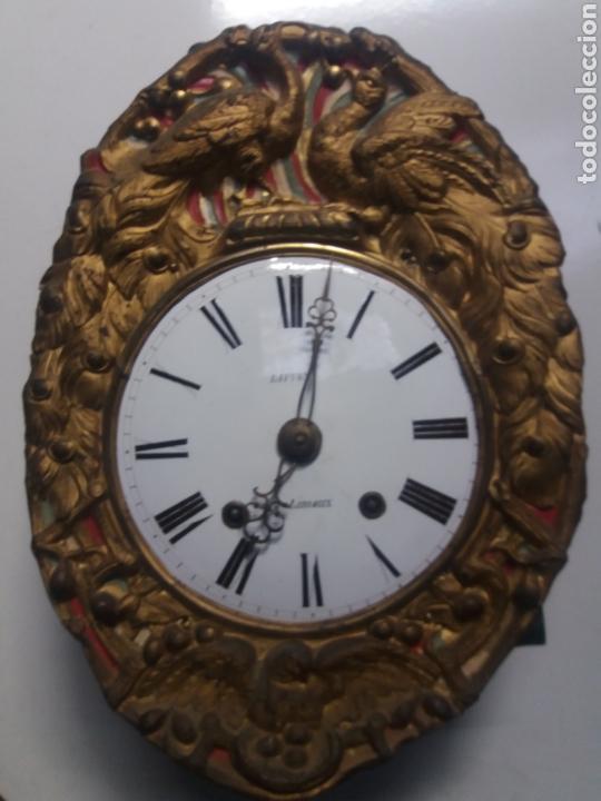 Relojes de pie: Reloj morez - Foto 2 - 150964477