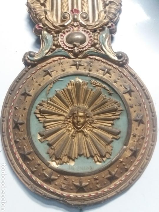 Relojes de pie: Reloj morez - Foto 4 - 150964477
