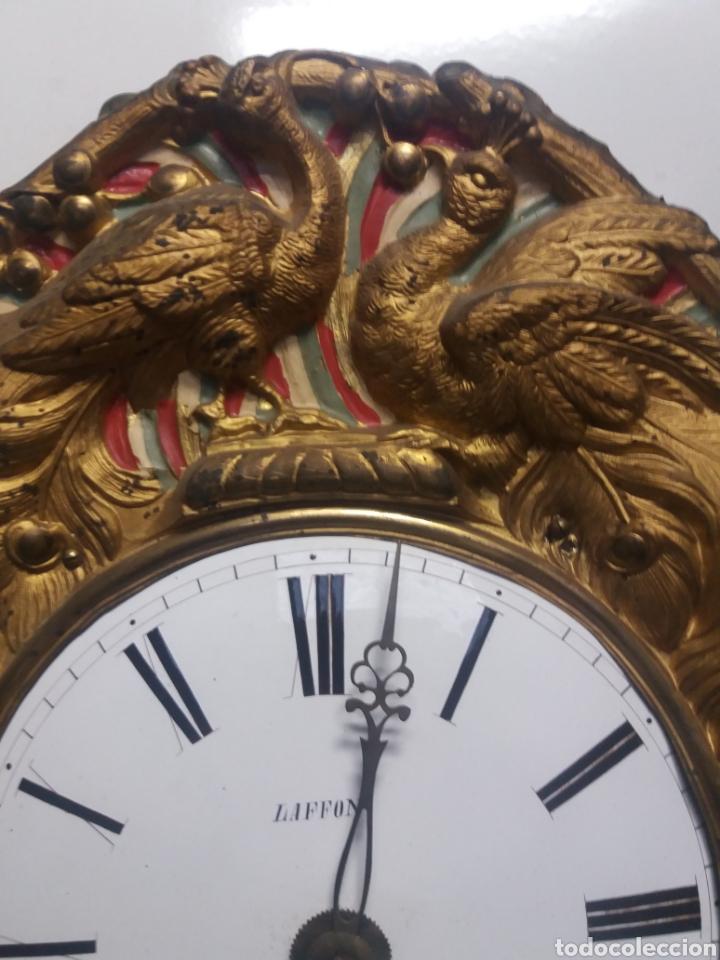 Relojes de pie: Reloj morez - Foto 3 - 150964477