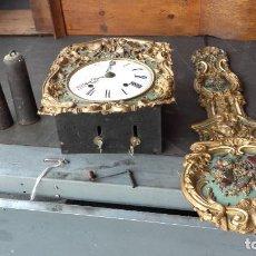Relojes de pie: RELOJ MOREZ COMPLETO SIN EL MUEBLE. Lote 151844262