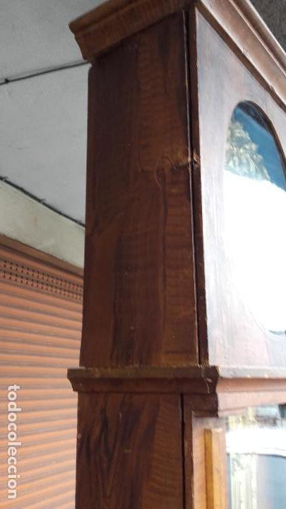 Relojes de pie: Reloj Morez con puerta interior - Foto 7 - 152175466