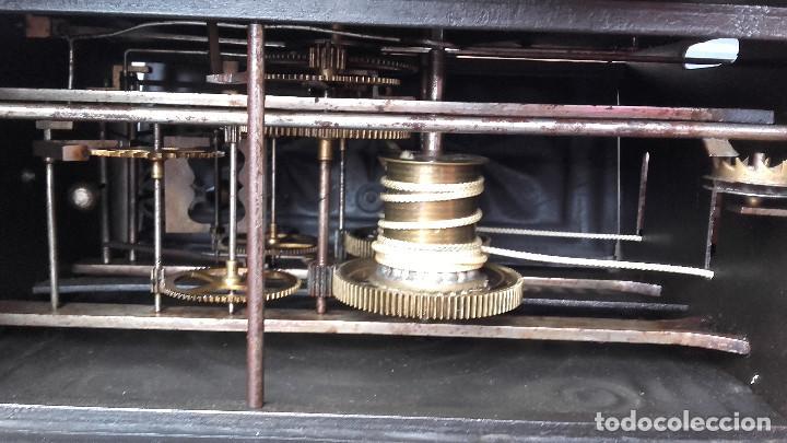 Relojes de pie: Reloj Morez con puerta interior - Foto 11 - 152175466