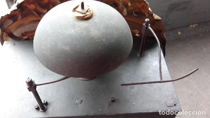 Relojes de pie: Reloj Morez con puerta interior - Foto 13 - 152175466