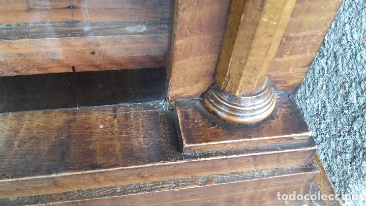 Relojes de pie: Reloj Morez con puerta interior - Foto 5 - 152175466
