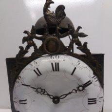 Relojes de pie: RELOJ MOREZ LLUIS XV DEL SIGLO XVIII. Lote 152438657