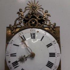 Relojes de pie: RELOJ MOREZ 30 DIAS LUIS XV SIGLO XVIII. Lote 152441989