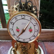 Relojes de pie: RELOJ A CUERDA ALEMÁN CONSERVADISIMOS.. NÚMEROS EN RELIEVE.. 15 DE ALTURA UNA VERDADERA JOYA. Lote 152470228