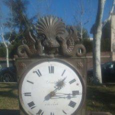Relojes de pie: MOREZ 30 DIAS CUERDA. Lote 152611338