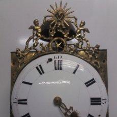 Relojes de pie: RELOJ MOREZ LUIS XV. Lote 153980057