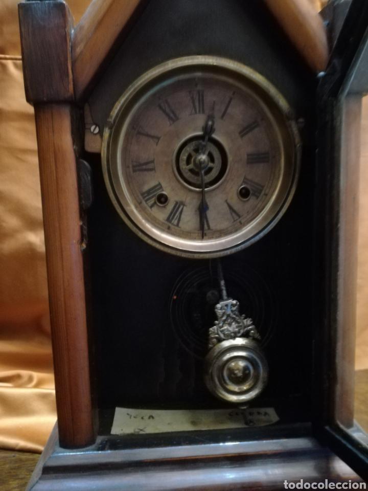 Relojes de pie: RELOJ DE SOBREMESA O PARA PARED - Foto 2 - 154973805