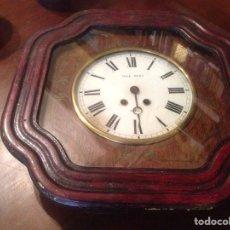 Relojes de pie: RELOJ DE PARED A RESTAURAR. Lote 155080884