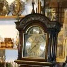 Relojes de pie: RELOJ RADIANT TEMPUS FUGIT. Lote 155554372