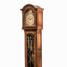 Relojes de pie: ESPECTACULAR RELOJ DE ANTESALA, ANTIGUO, DE LOS CUARTOS, FUNCIONANDO PERFECTAMENTE DE CUERDA MANUAL. Lote 156641122