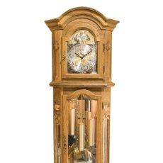Relojes de pie: ESPECTACULAR RELOJ DE ANTESALA, ANTIGUO, DE LOS CUARTOS, FUNCIONANDO PERFECTAMENTE , Y CON CUERDA. Lote 156653118