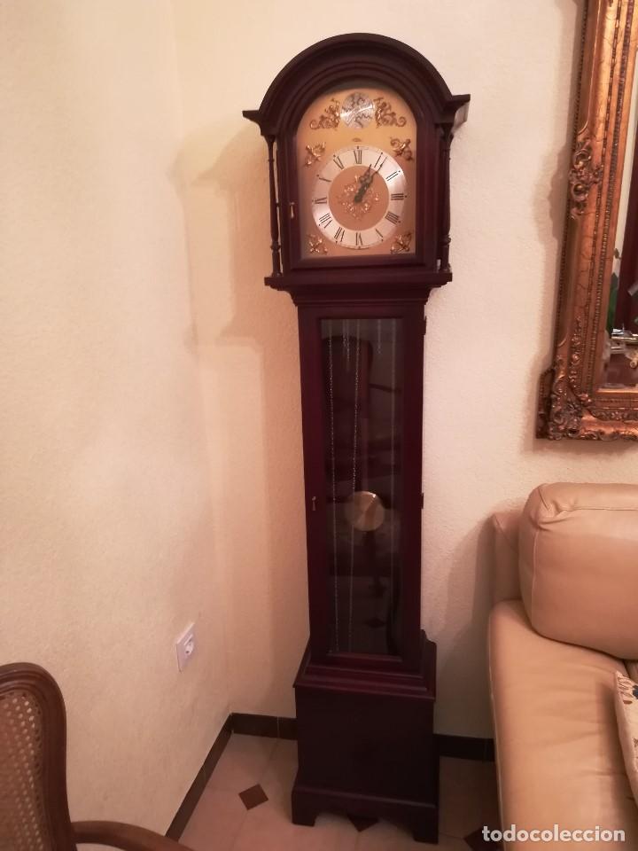 Relojes de pie: Reloj de PIE, marca Westminster, perfecto estado de conservacion - Foto 4 - 157297190