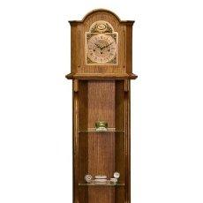 Relojes de pie: ELEGANTE RELOJ ANTIGUO DE ANTESALA, DE ESTILO VINTAGE CLÁSICO , CON SONERÍA DE LOS CUARTOS. Lote 157909150