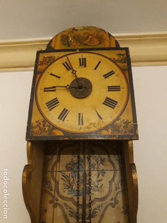 RELOJ (Relojes - Pie Carga Manual)