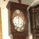 Relojes de pie: RELOJ MOREZ CON CAJA. Lote 161012190
