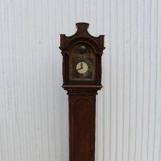 Relógios de pé: RELOJ DE PIE ANTIGUO MARCA LACAR CON CADENAS. Lote 175559153