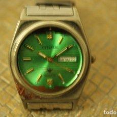 Relógios de pé: RELOJ CITIZEN QUART . Lote 165799606