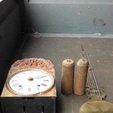 Relojes de pie: RELOJ MOREZ, MECANISMO COMPLETO. Lote 168827916