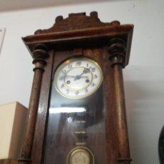 Relojes de pie: RELOJ RA S.XIX FUNCIONANDO. Lote 171805329