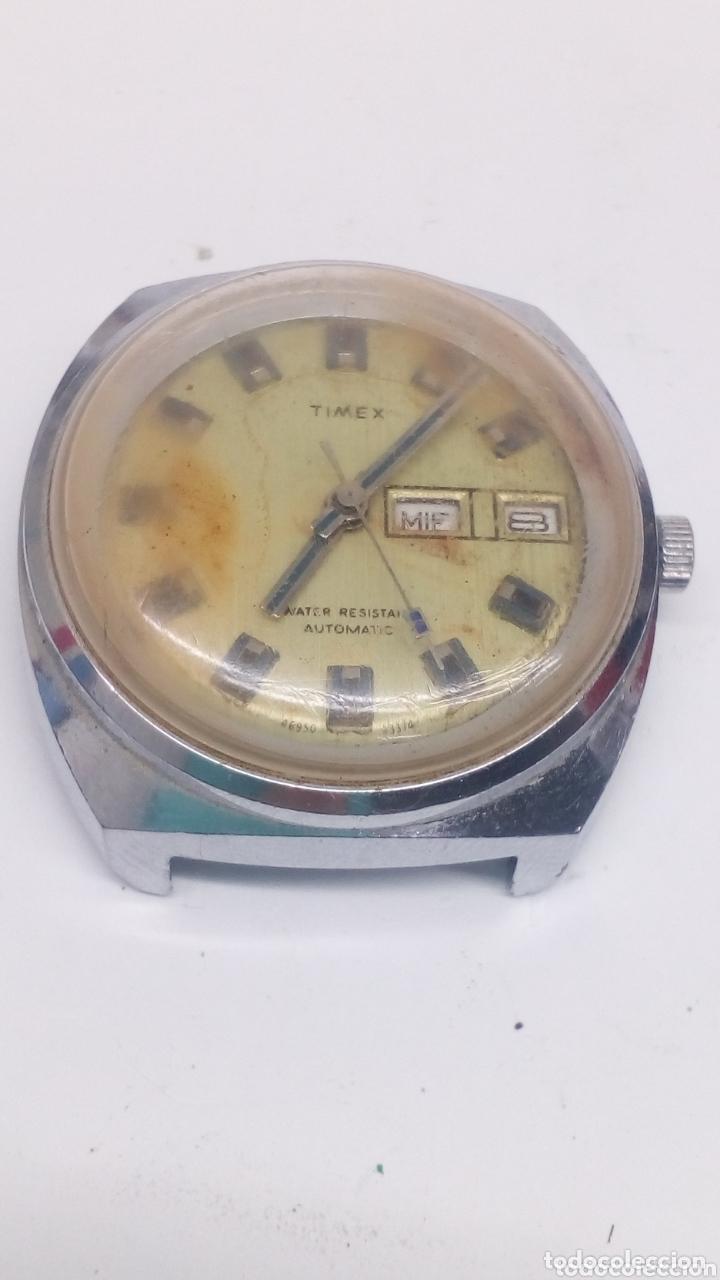 RELOJ TIMEX CARGA MANUAL PARA PIEZAS (Relojes - Pie Carga Manual)