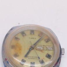 Relojes de pie: RELOJ TIMEX CARGA MANUAL PARA PIEZAS. Lote 172691727