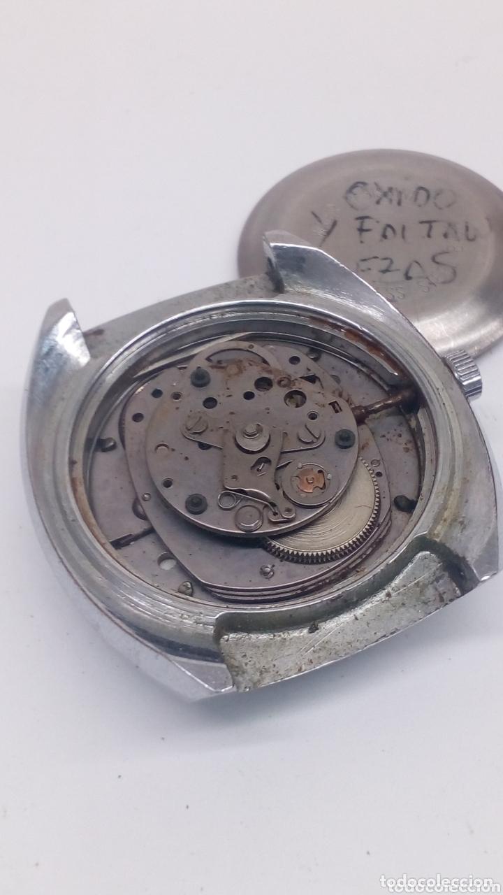 Relojes de pie: Reloj Timex carga manual para piezas - Foto 2 - 172691727