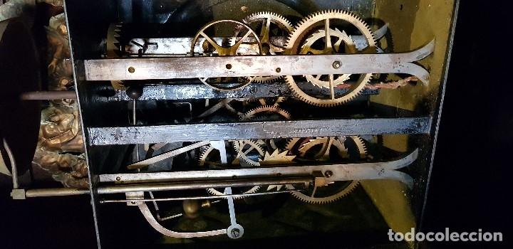 Relojes de pie: RELOJ DE PIE MOREZ - Foto 11 - 113187387