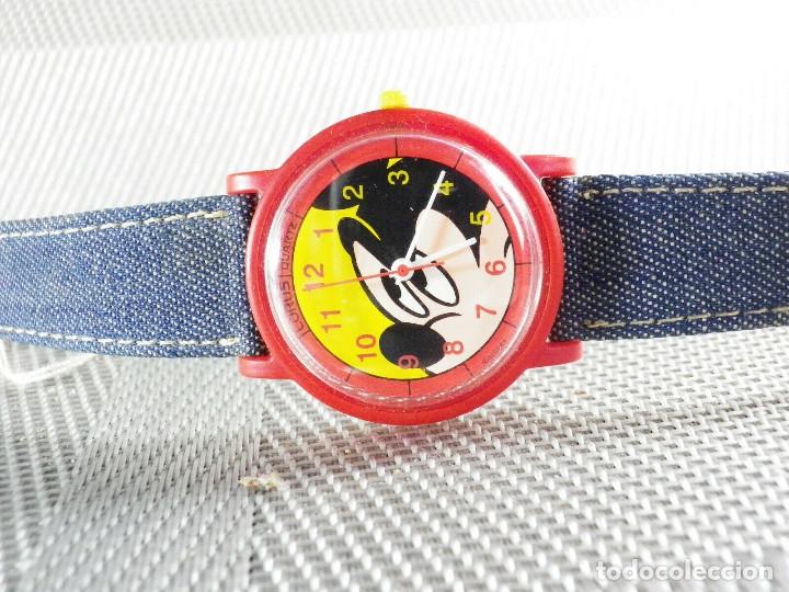 Relojes de pie: LORUS SEIKO REVALORIZABLE Mickey Mouse FIN STOK 48 EUROS EN TIENDA LOTE WATCHE - Foto 6 - 173559792