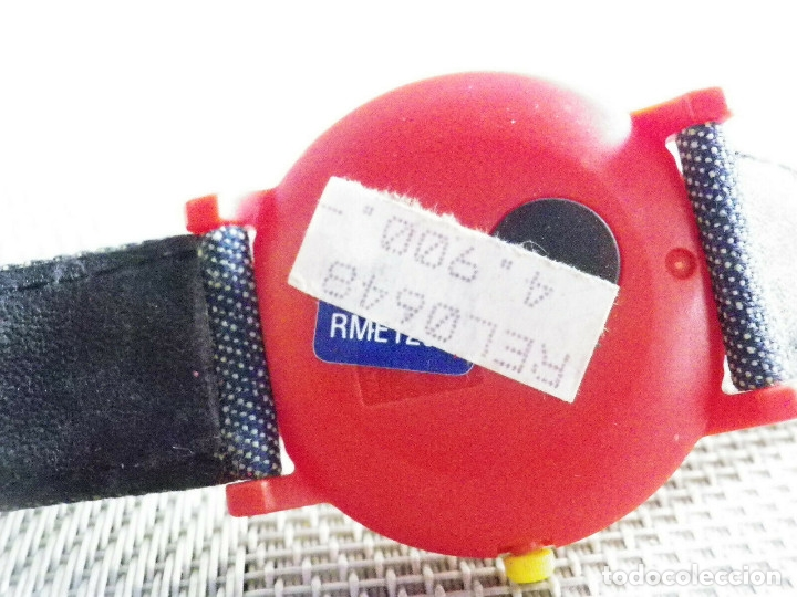 Relojes de pie: LORUS SEIKO REVALORIZABLE Mickey Mouse FIN STOK 48 EUROS EN TIENDA LOTE WATCHE - Foto 9 - 173559792