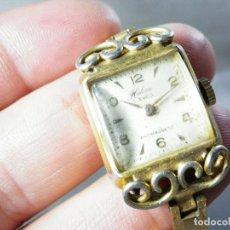 Relógios de pé: OFERTA !!!! JOYA DE LA RELORIA SUIZA HALCON AÑOS 50 DISEÑO DE LUJO LOTE WATCHES. Lote 173569663
