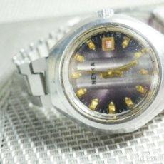 Relojes de pie: GRAN RELOJ AUTOMATICO DE DAMA AÑOS 60 ALTISIMA CALIDAD ACERO INOX LOTE WATCHES. Lote 173605953