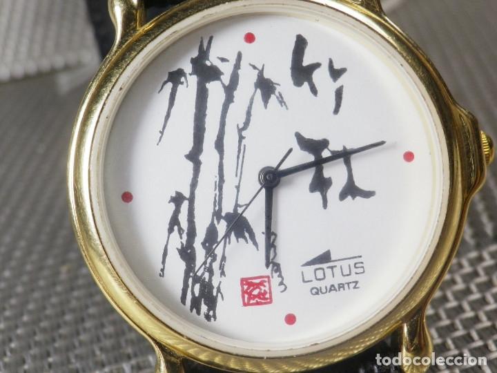 GRAN LOTUS SIN USO FIN STOK CLASICO Y BELLO FUNCIONA PERFECTO LOTE WATCHES (Relojes - Pie Carga Manual)