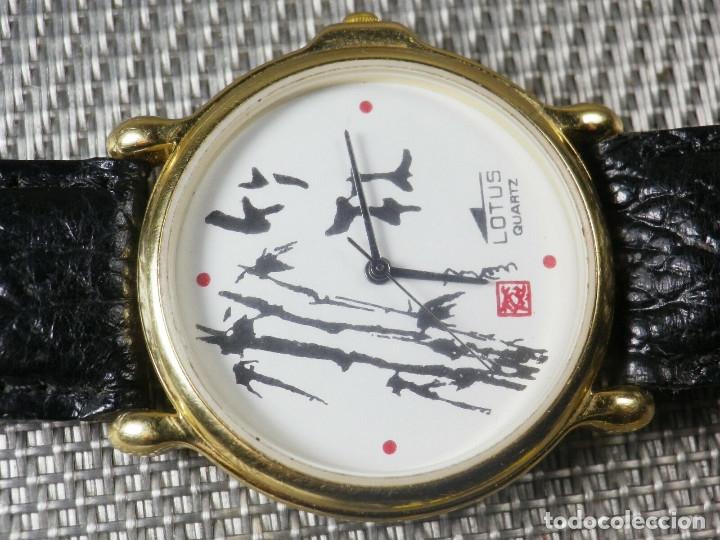 Relojes de pie: GRAN LOTUS SIN USO FIN STOK CLASICO Y BELLO FUNCIONA PERFECTO LOTE WATCHES - Foto 2 - 173632673