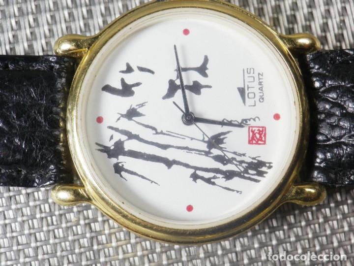 Relojes de pie: GRAN LOTUS SIN USO FIN STOK CLASICO Y BELLO FUNCIONA PERFECTO LOTE WATCHES - Foto 4 - 173632673