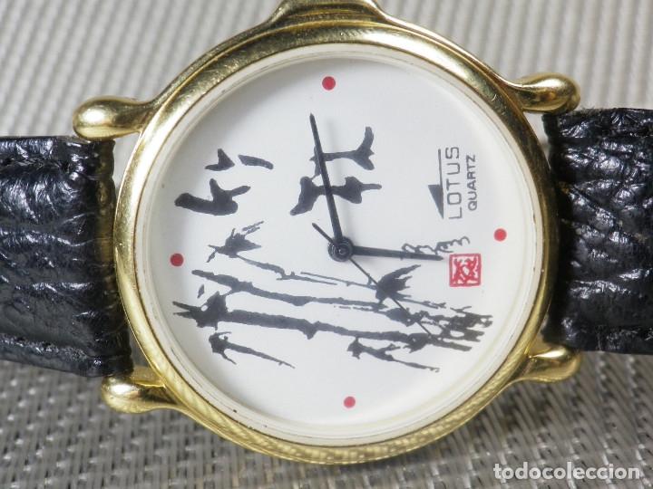 Relojes de pie: GRAN LOTUS SIN USO FIN STOK CLASICO Y BELLO FUNCIONA PERFECTO LOTE WATCHES - Foto 5 - 173632673