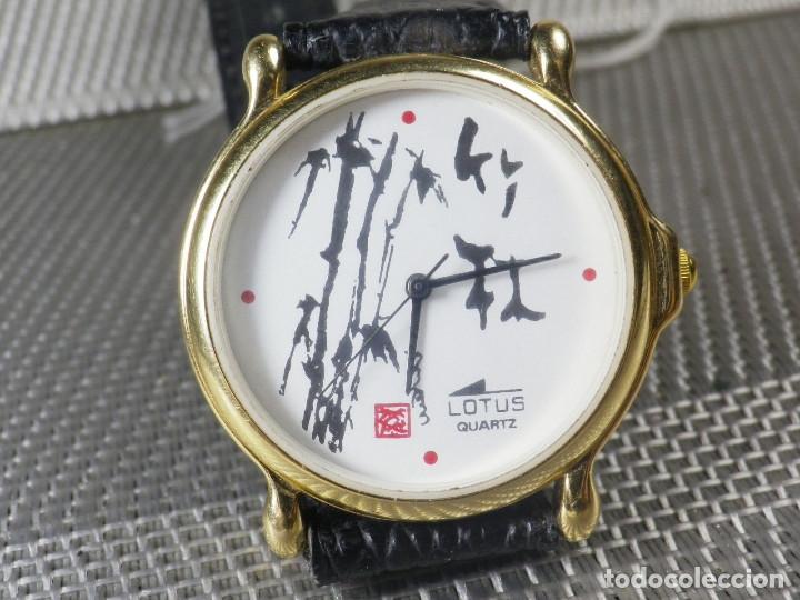 Relojes de pie: GRAN LOTUS SIN USO FIN STOK CLASICO Y BELLO FUNCIONA PERFECTO LOTE WATCHES - Foto 6 - 173632673