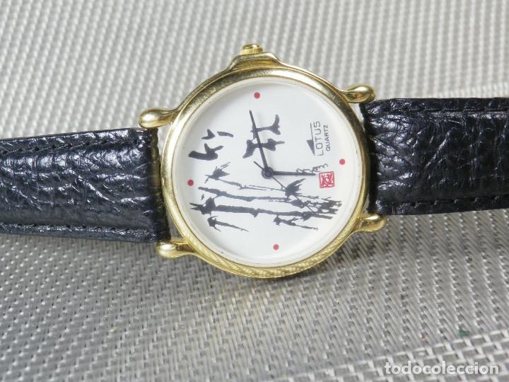 Relojes de pie: GRAN LOTUS SIN USO FIN STOK CLASICO Y BELLO FUNCIONA PERFECTO LOTE WATCHES - Foto 8 - 173632673
