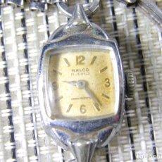 Relógios de pé: GRAN JOYA DE EPOCA RELOJERIA SUIZA AÑOS 50 ORIGINAL RALCO FUNCIONA LOTE WATCHES. Lote 173633380
