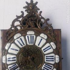 Relojes de pie: RELOJ MOREZ DEL SIGLO XVIII. Lote 173646333