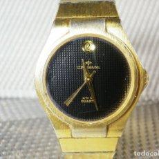Relojes de pie: ORIGINAL RELOJ DE DAMA GRAN MAQUINA HARLEY RONDA SUIZA FUNCIONA PERFECTAMENTE. Lote 173676485
